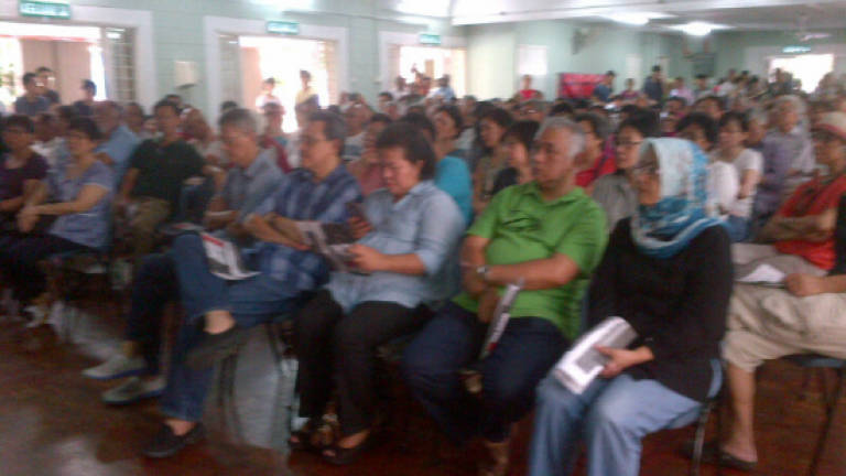 TTDI residents object to proposed development in Taman Rimba Kiara