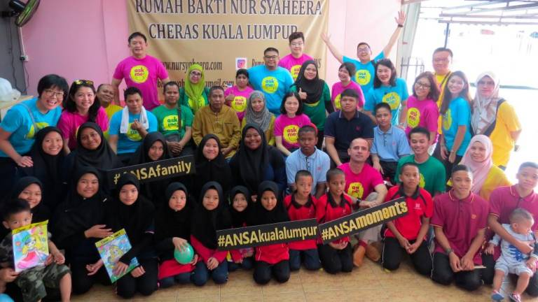 ANSA Hotel KL and BHR team up for CSR initiative