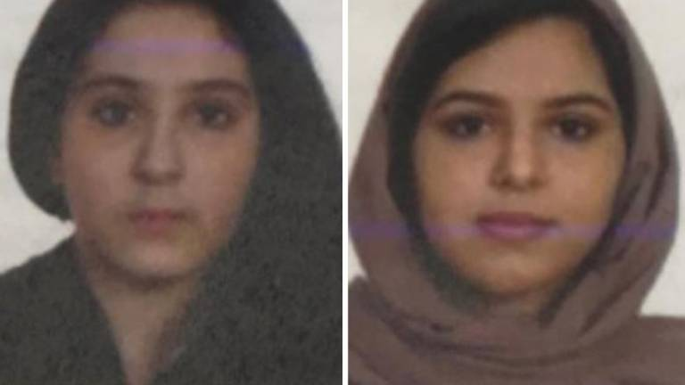 afp 142281 20190123105131 - Medical Examiner Saudi Sisters Found On Banks Of Hudson