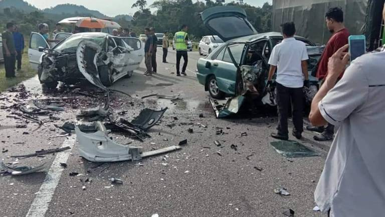 Four killed, one injured in accident in Kuala Nerus