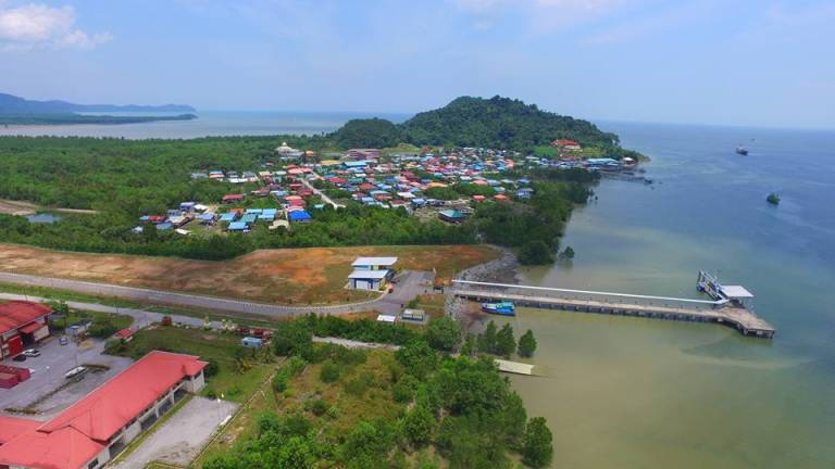 Kampung Muara Tebas, the epitome of racial harmony