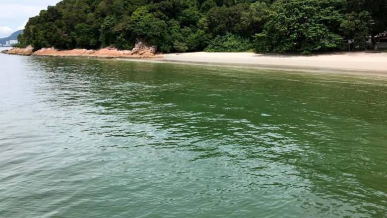 Penang steps up efforts in checking sea pollution claims