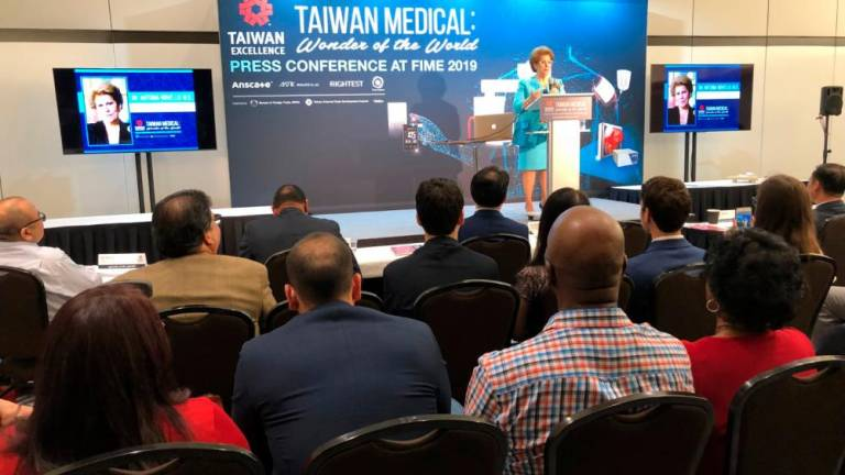 Taiwan embraces smart healthcare
