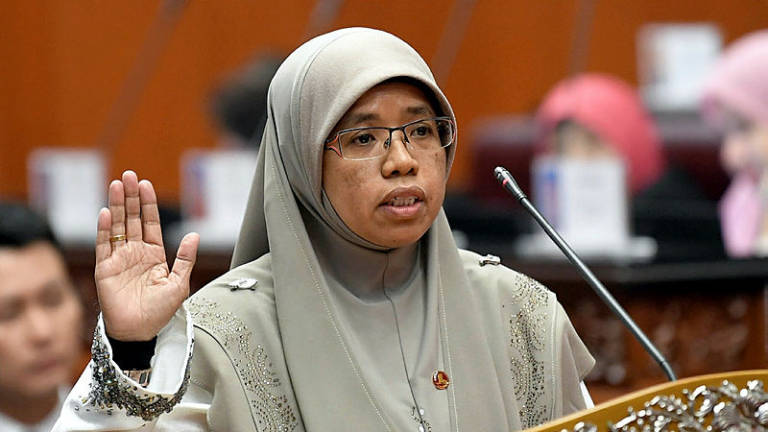 Women stamping their mark in new Malaysia's politics
