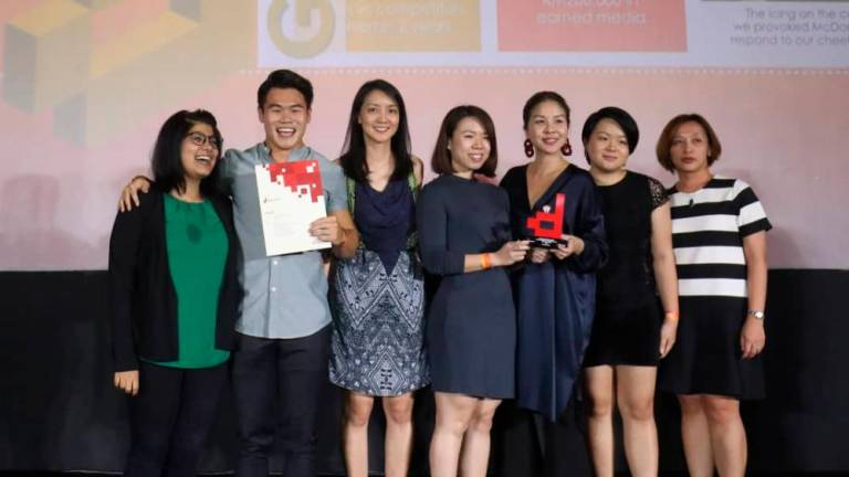 Universal McCann scores big at Malaysian Digital Association's d Awards