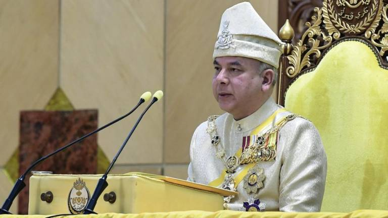 NZ PM Ardern a woman of great courage: Sultan Nazrin