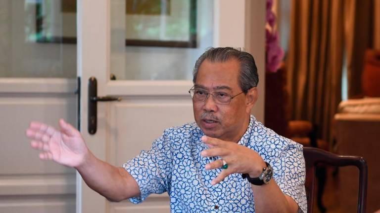 Various matters need to be fine-tuned before schools can reopen - Muhyiddin