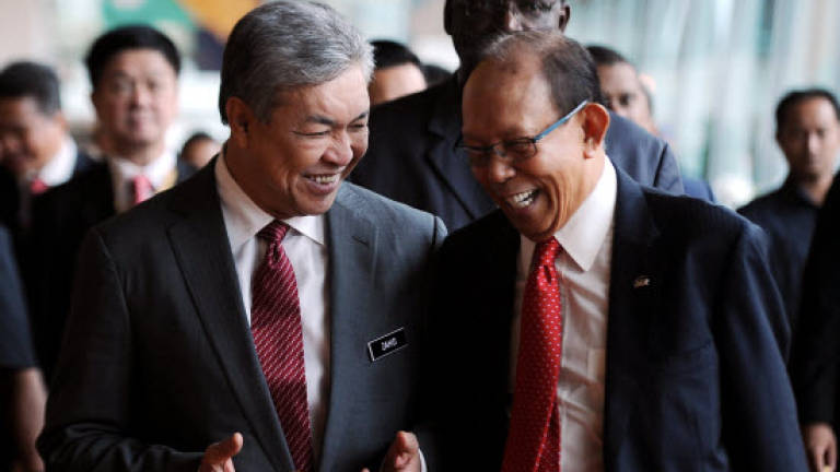 Go global for more opportunities, Zahid tells SMEs