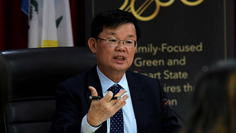 Cloud seeding in Penang: Up to Federal Govt to decide, says CM