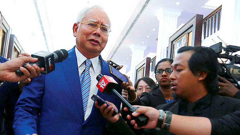 Najib's SRC trial to start Wednesday, three witnesses expected to testify