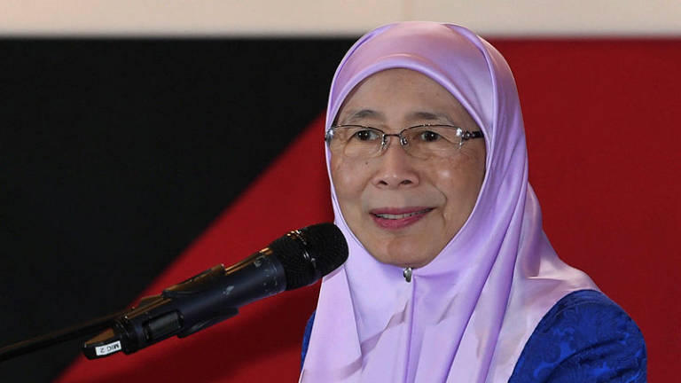 Wan Azizah wants fund management accountability among welfare bodies