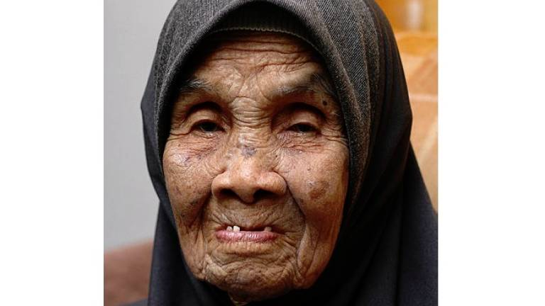 Rantau by-election: Nonagenarian looks forward to vote