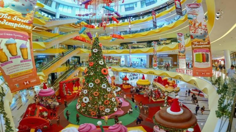 A Sweet Escapade Christmas at Sunway Velocity Mall