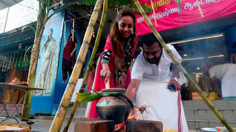 Ponggal marks a new dawn for Tamil community