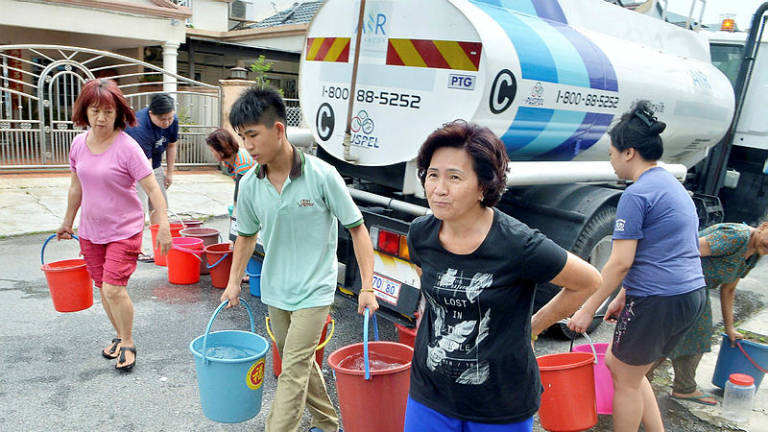 Water supply restoration in Klang Valley 67% complete