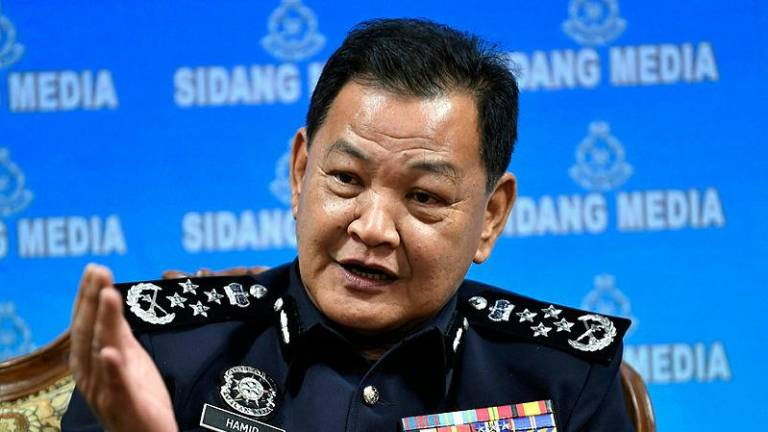 Taser guns: Police to discuss with Home Ministry, says IGP