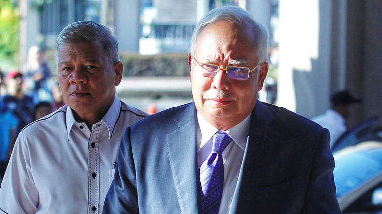 March 14 hearing for Najib's request to transfer 1MDB audit tampering case