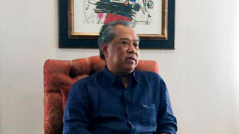 Muhyiddin says mass media important for instilling unity, upholding peace