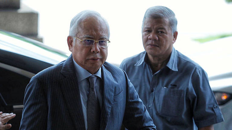 Najib's SRC trial: 100 passes prepared for local and international media