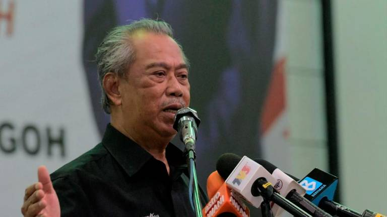 Govt mulls temporary work permits for undocumented migrants - Muhyiddin