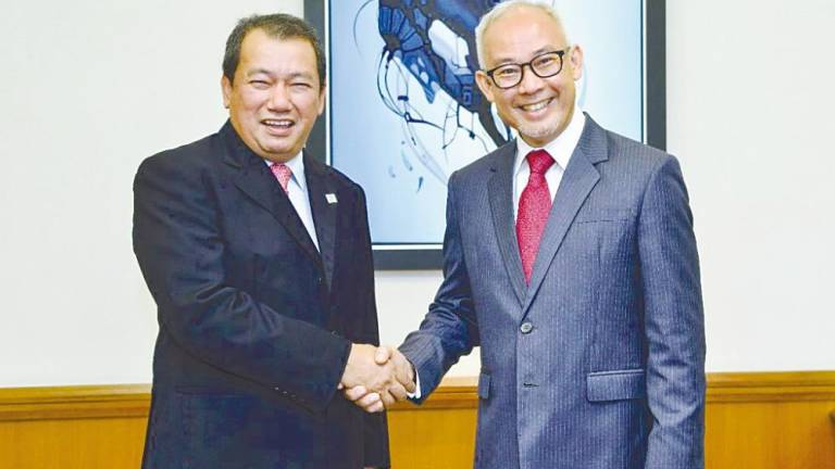 Haris takes over as CEO of FGV