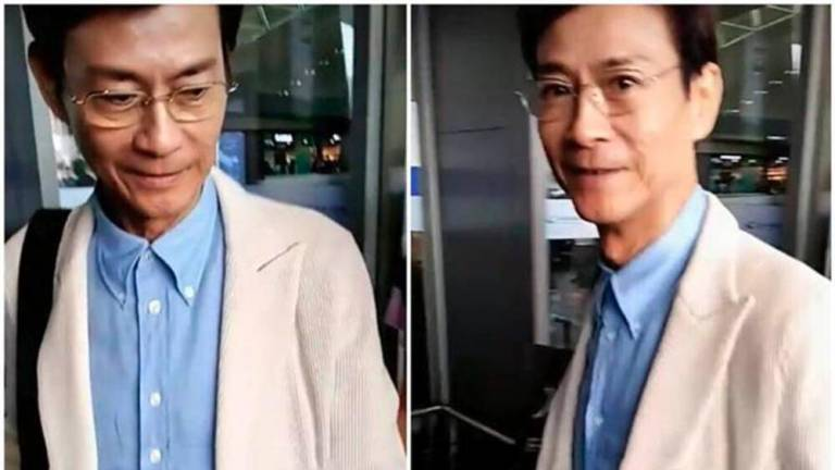 HK singer Adam Cheng shares his fountain of youth