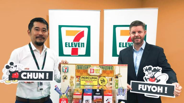 Go Local with 7-Eleven Malaysia and Mickey Mouse