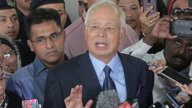 Najib's review bid on lifting of order to stay trial to be heard Thursday