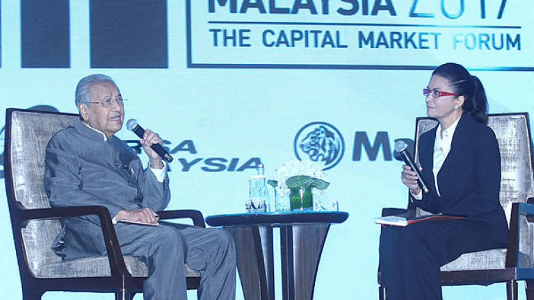 Let's make national schools great again: Mahathir