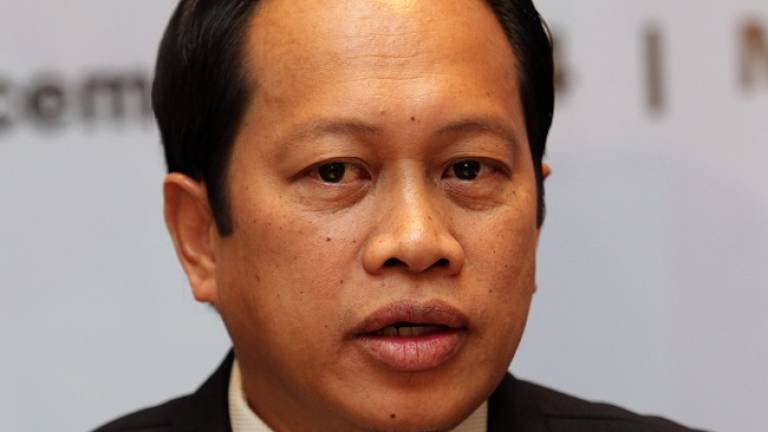 April 7: The hearing of Ahmad Maslan's application to strike out charges