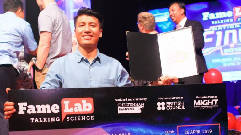 Malaysia gets ready to bag the 'World's Best Science Communicator' title