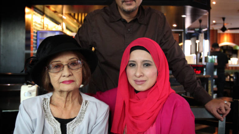 Saloma remembered