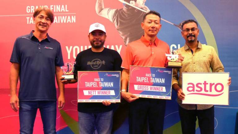 Ex-national footballer qualifies for Taiwan Grand Final
