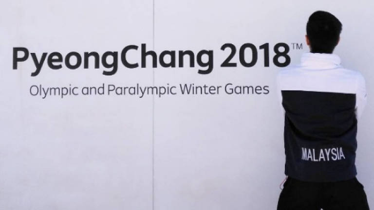 Malaysia on the cusp of Winter Olympics debut, thanks to Julian Yee