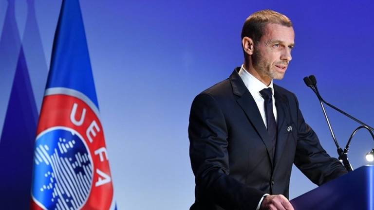 Uefa chief accuses British PM Johnson of fuelling racism