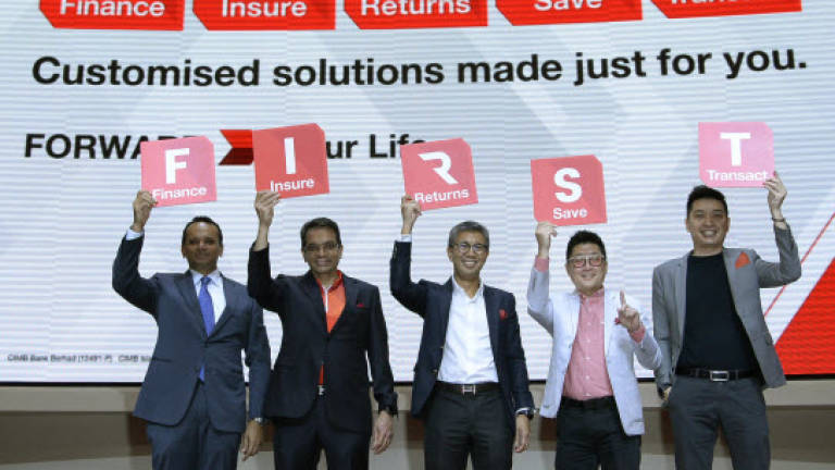 Banking on CIMB FIRST to boost product take-up