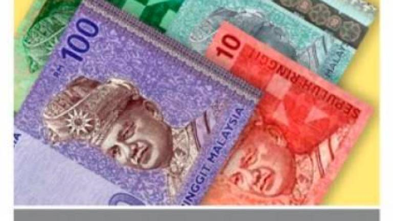 Ringgit ends easier against US dollar for second straight day