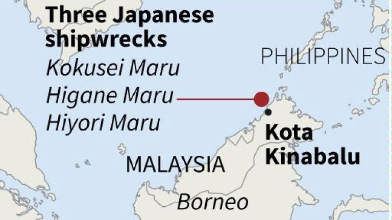 WWII shipwrecks off Malaysia broken for scrap: Divers