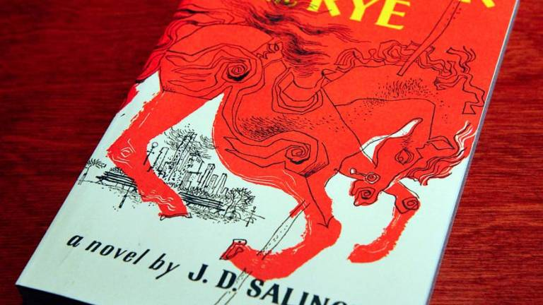 J.D Salinger's novels are finally getting e-book release