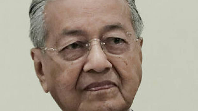 Mahathir unveils Agrobank's new vision and mission