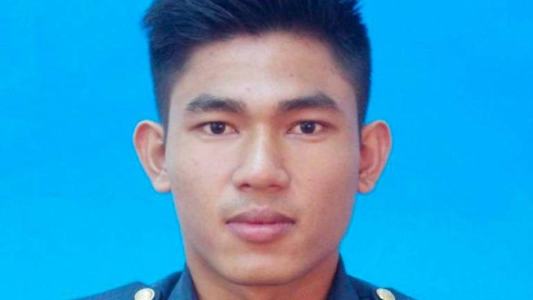 Injured fireman Adib now able to nod, open eyes