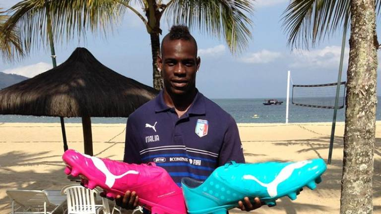 Balotelli free to leave in January, says Brescia president