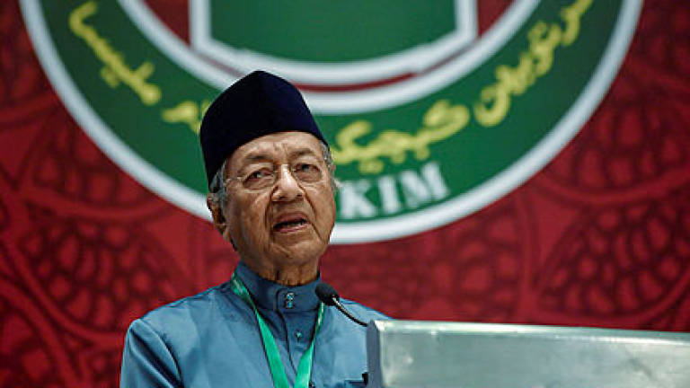 Muslim nations have the capability to compete, says Mahathir