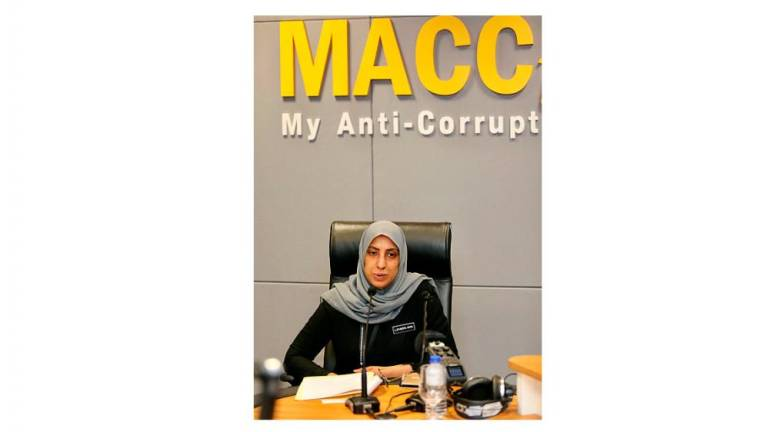 No more orange lock-up attire for MACC detainees: Latheefa