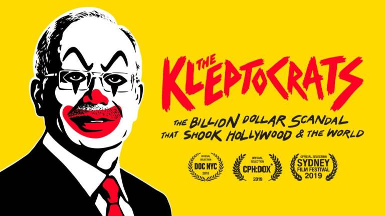 Watch 'The Kleptocrats' documentary for free this weekend