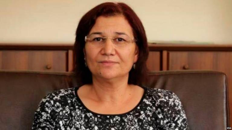 Kurdish MP on hunger strike in Turkey taken to hospital
