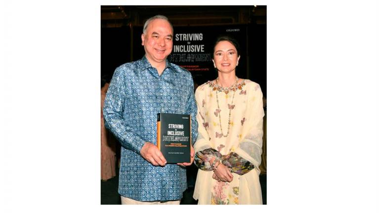 Sultan Nazrin's book on Malaysia's transformation over last 150 years out