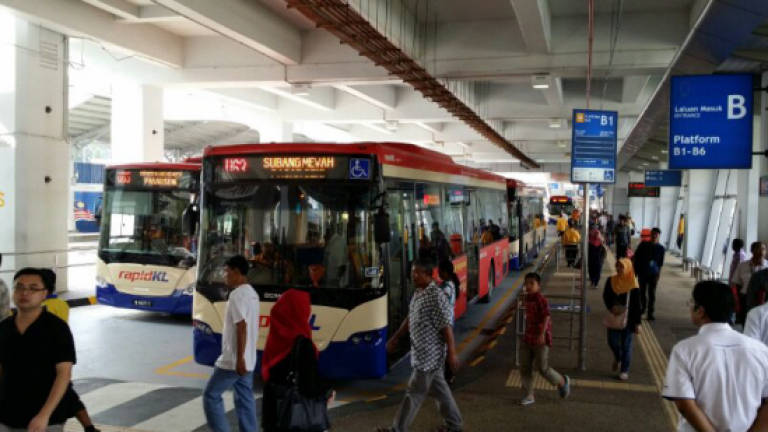 Newly improved bus hub to transform urban transport system