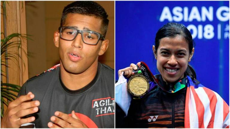 Agilan Thani: Nicol David inspired me to be the best version of myself