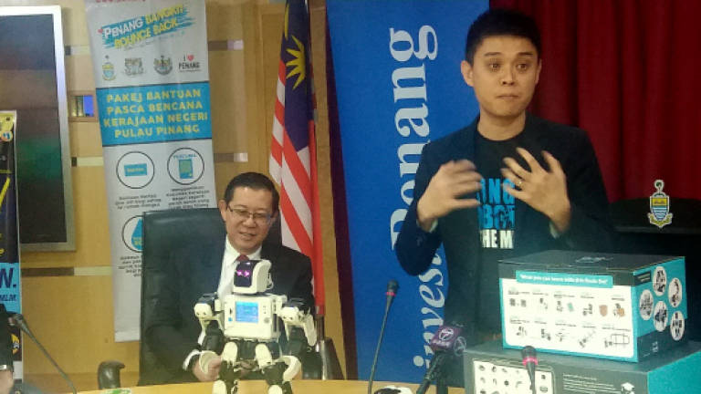 Penang pledges US$1 million to boost local tech start-ups